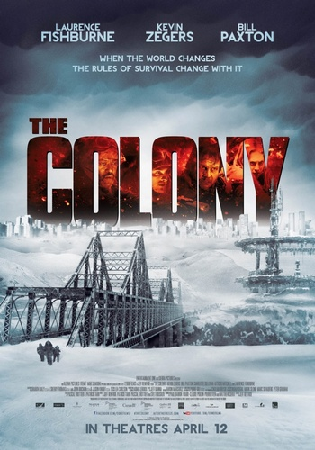 Колония / The Colony (2013) HDRip | Чистый звук