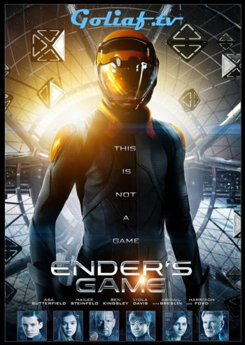 Игра Эндера / Ender's Game (2013) BDRip от laminat-stavropol.ru